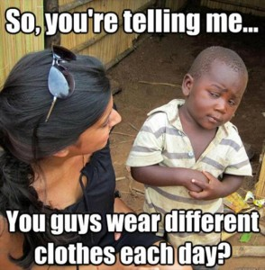 third world skeptical kid meme 22