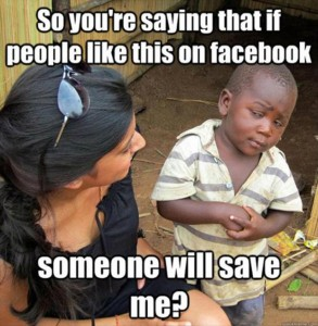 third world skeptical kid meme