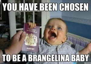 brad pitt and angelina baby, funny baby pictures