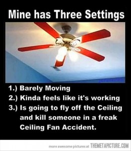ceiling fan, funny pictures