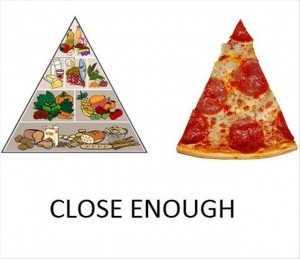 close enough, funny food