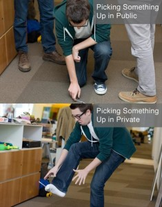 how to pick up