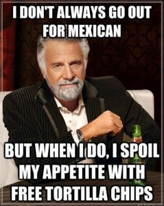 mexican food, funny