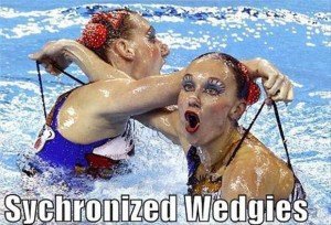 olympic swimmers, funny pictures