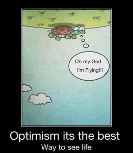 optimism, funny demotivational posters