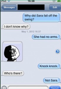 short jokes, funny texts