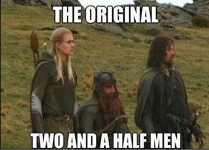 two in a half men