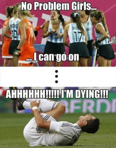 women vs men soccer