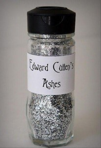 Edward Cullen Ashes, funny