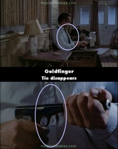 James Bond Movie Bloopers (11)