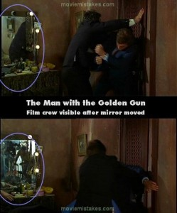 James Bond Movie Bloopers (8)