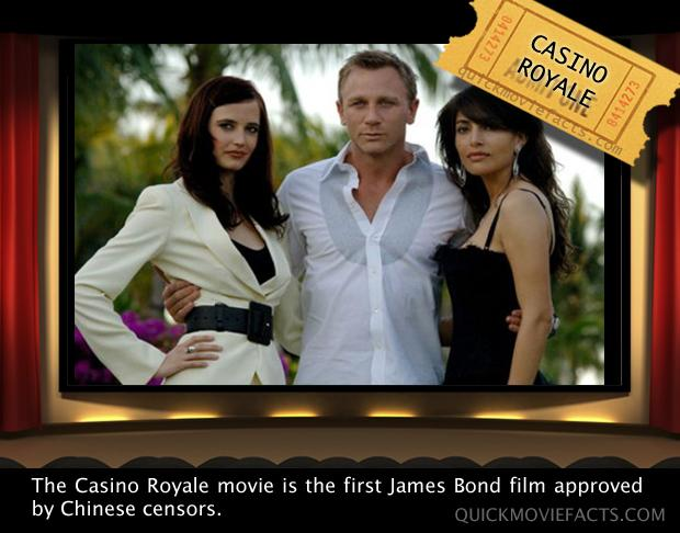 casino royale fun facts