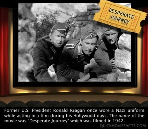 Movie Facts- Desperate Journey