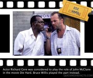 Movie Facts- Die Hard