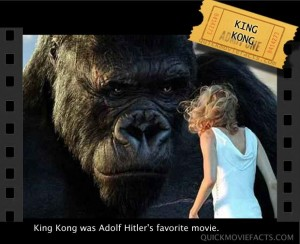 Movie Facts- King Kong