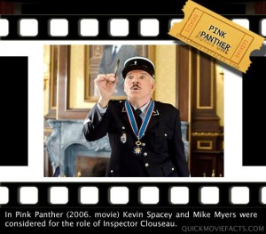 Movie Facts- Pink Panther