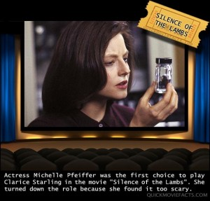 Movie Facts- Silence Of The Lambs