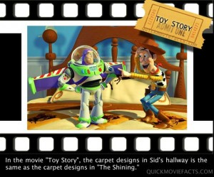 Movie Facts- Toy Story