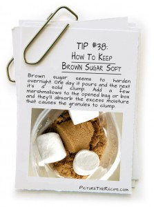 Picture-The-Recipe-Tips-How-To-Keep-Brown-Sugar-Soft