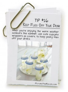 Picture-The-Recipe-Tips-Keep-Flies-Off-Your-Drink1