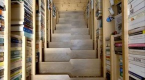 Bad-Ass Book Shelves – 50 Pics