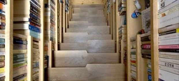 amazing bookshelves, dumpaday (1)