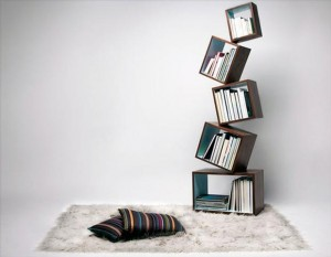 amazing bookshelves, dumpaday (15)