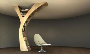 amazing bookshelves, dumpaday (2)