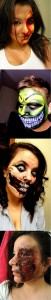 halloween face painting, dumpaday (18)