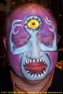 halloween face painting, dumpaday (22)