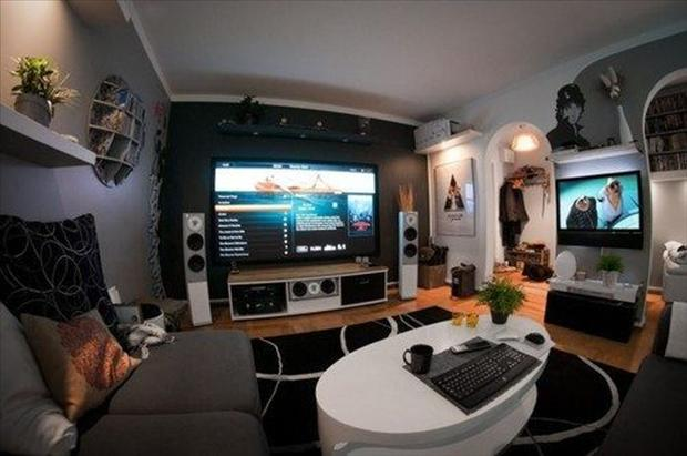 tagged with amazing man caves - Man Caves