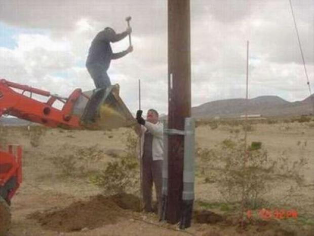 Funny Safety Fails 40 Pics in addition Workplace Safety in addition 9 additionally Marine Grounding Systems besides How To Write A Good Job Description. on bad electrical work
