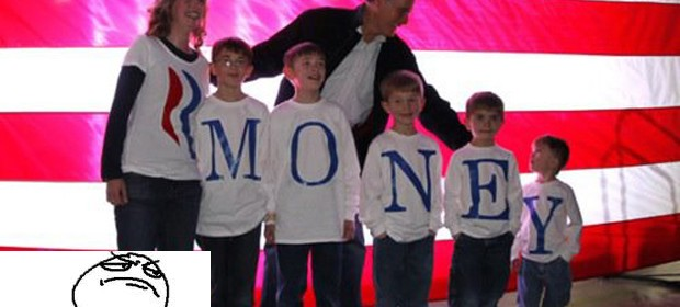 Mitt Romneys Family Misspelled Their Last Name, funny Mitt Romney