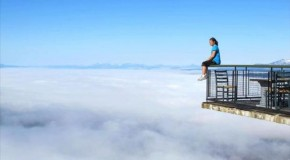 Amazing Pictures From High Places – 21 Pics