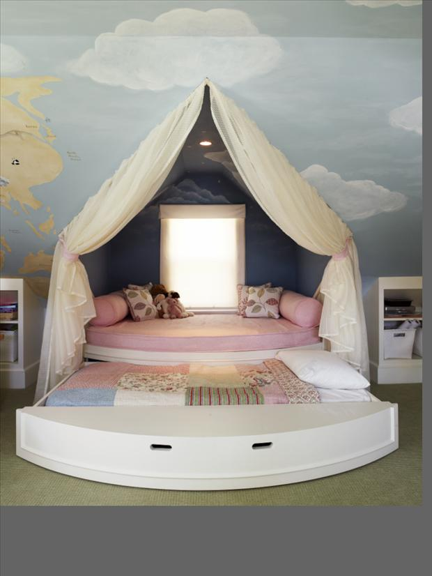 Amazing kid rooms 13 dump a day for Amazing kids bedroom ideas