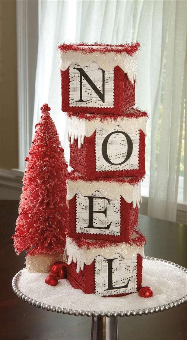 Christmas craft ideas dump a day
