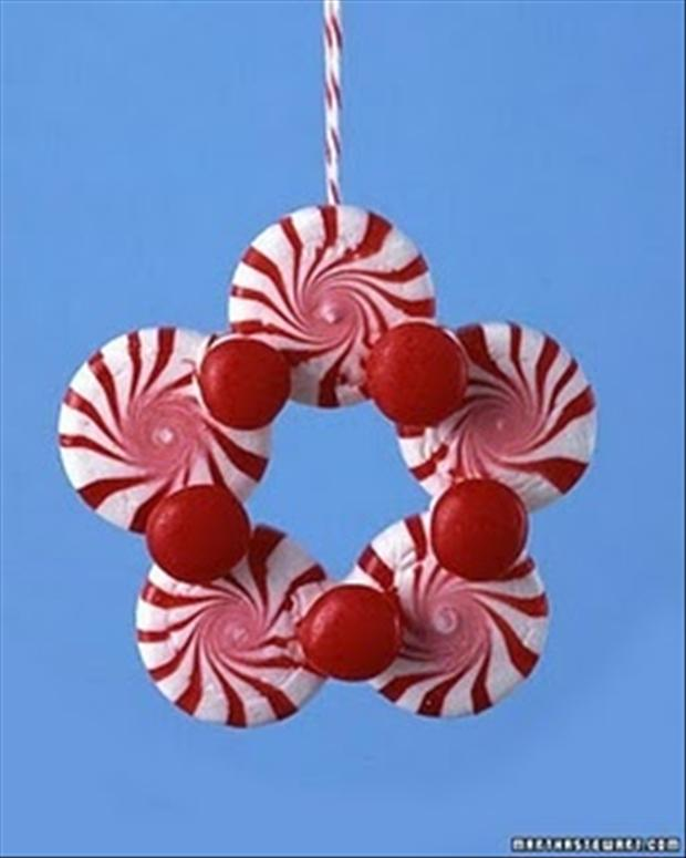 Fun christmas craft ideas 25 pics for Homemade christmas ornaments to make