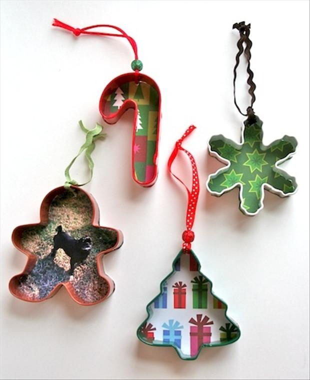 Decorating Ideas > Fun Christmas Craft Ideas  25 Pics ~ 174913_Christmas Ornaments Ideas Craft