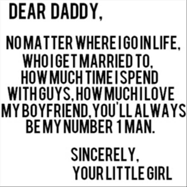 Love Quotes For Him Dad : Love You Dad Quotes From Daughter. QuotesGram