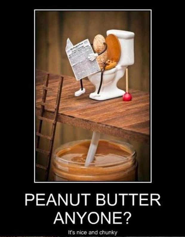 how to make your own penut butter funny demotivational posters