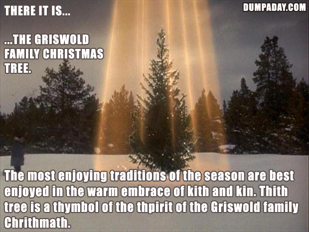 National Lampoon's Christmas Vacation - 25 Funny Pics