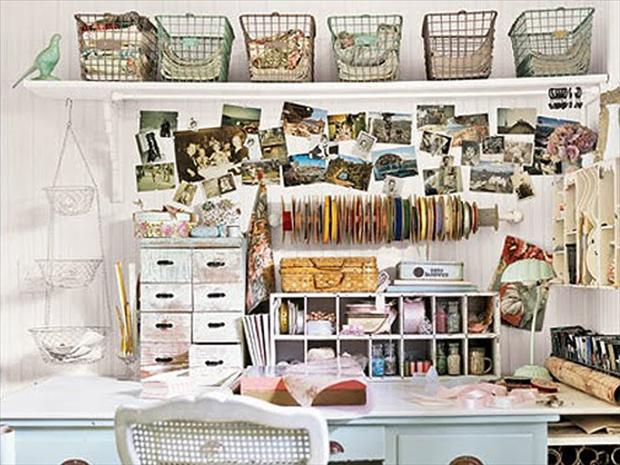 Craft Room Organisation: Organize Your Craft Room (16)