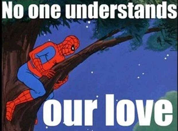 Funny Pics - (Comic Book Related Pics) Spiderman-funny-pictures-10