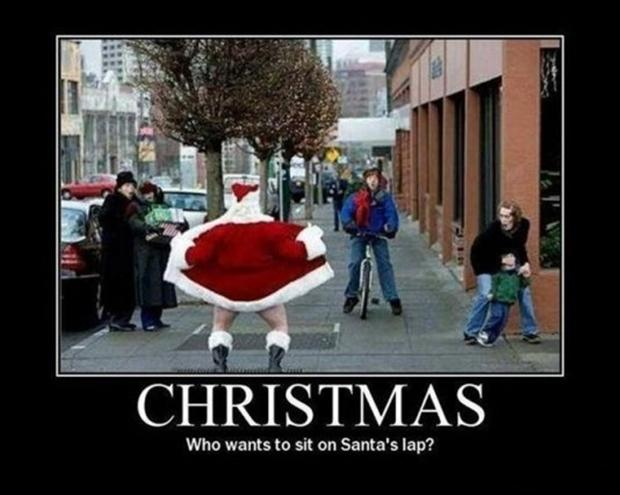 Funny Christmas Pictures - 32 Pics