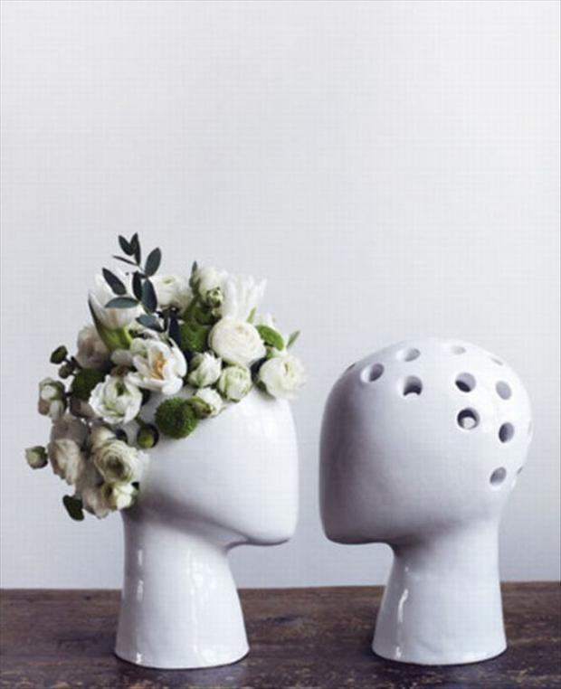 Cool Flower Vases Vase And Cellar Image Avorcor