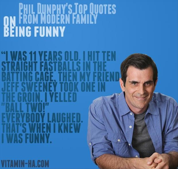 Funny Quotes About Family: Modern Family Pictures
