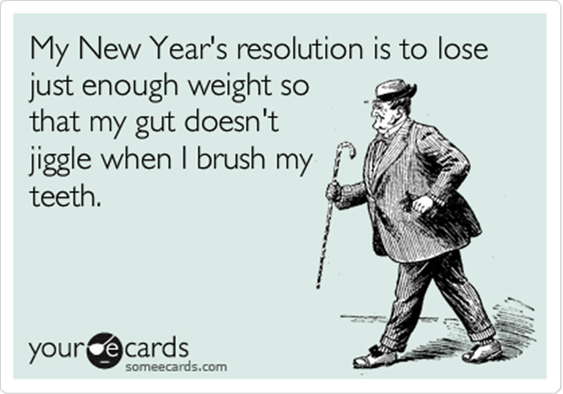 Funny New Years Resolutions - 24 Pics