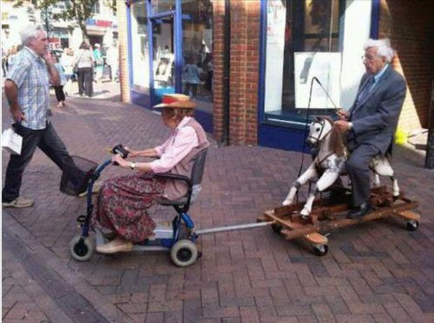 amazing old people, funny pictures