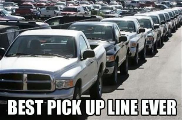 Best funny pick up lines