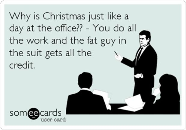 funny christmas quotes office work - The Office Christmas Quotes
